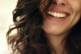微笑,笑,快乐