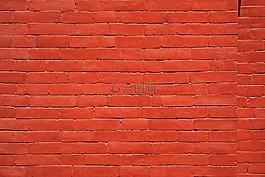 红色,砖,纹理