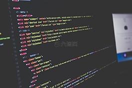 計算機,計算機代碼,屏幕