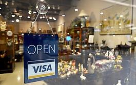 开放的标志,签证的标志,开放