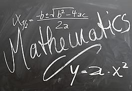 數學,板,學校