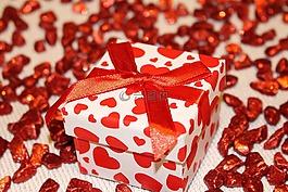 循环,礼物,包装