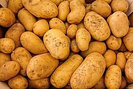 土豆,蔬菜,原