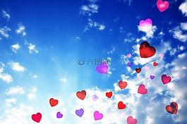 心,符號,愛