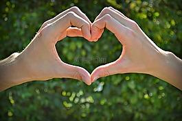 愛,心,心的形狀