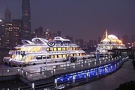 上海外灘夜景,東方明珠夜景,浦東夜景
