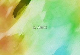 抽象,顏色,水彩
