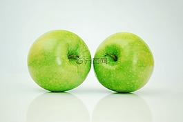 綠色,蘋果,青蘋果