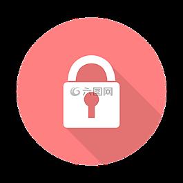 網絡安全,安全,鎖