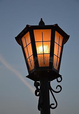 更换灯泡,光,照明