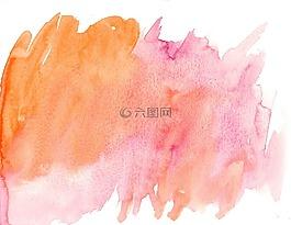 水彩,紋理,粉紅色