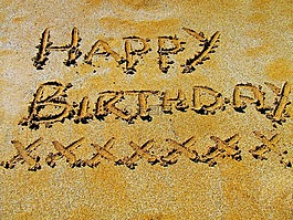 生日快乐,庆祝,快乐