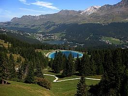 伦策海德,伦策海德瑞士,景观