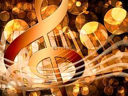 音乐,钢琴,高音谱号