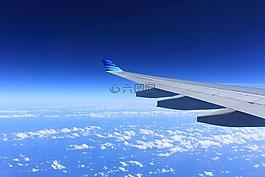 翼,飞机,飞行