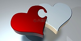 謎,心臟,愛情