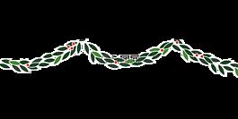 花环,圣诞,装饰
