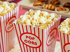 爆米花,電影,慶典