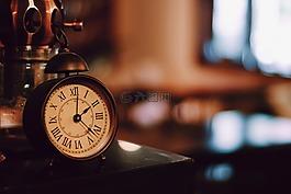 闹钟,复古,文艺