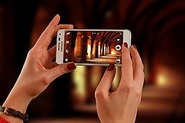 智能手机,照片,电话