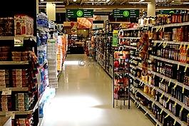 零售,杂货,超市