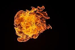 火焰,火,地獄