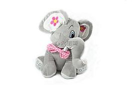 大象,玩具,毛絨