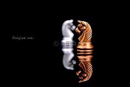 象棋的,愛情,故事