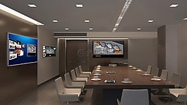 室內設計,電視,多屏