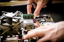 服務,電腦,維修