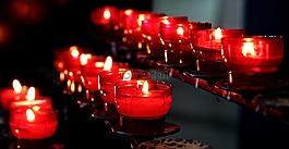 蜡烛,教会,光