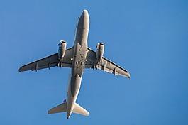 飞机,飞,天空