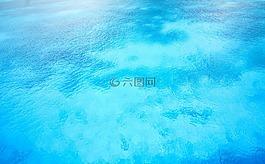 水,海,加勒比海