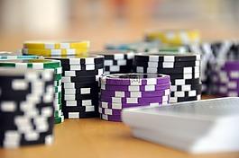 播放,纸牌游戏,扑克