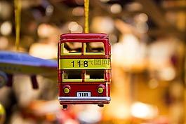 玩具車,總線,玩具
