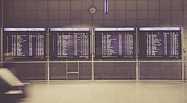 機場,旅行,商務旅行