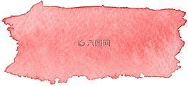 粉紅色,水彩,紋理