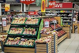 购物,超市,销售