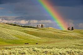 云,多彩,色彩缤纷