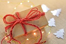 礼物,盒,圣诞节