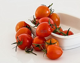 番茄,紅色,新鮮