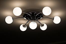 吸頂燈,燈,枝形吊燈