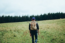 遠足,徒步旅行,旅行