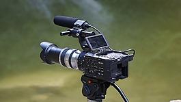相機,視頻,電視