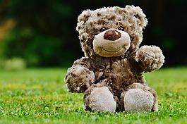 泰迪熊,毛絨玩具,毛絨動物