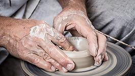 手,工作,构造