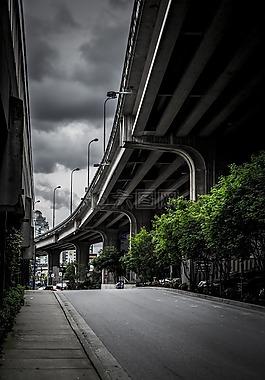 公路,溫哥華,街