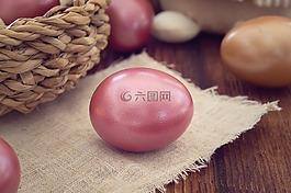 复活节彩蛋,彩色,颜色