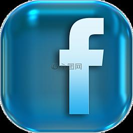 圖標,符號,facebook