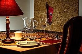 餐桌,餐廳,餐飲